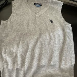 Andy and Evan shirt and sweater kid